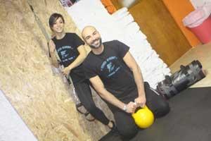 Gabriella Cannone & Paolo Perino